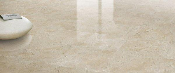 Crema marfil polished marble marble tiles walls for Suelo marmol beige